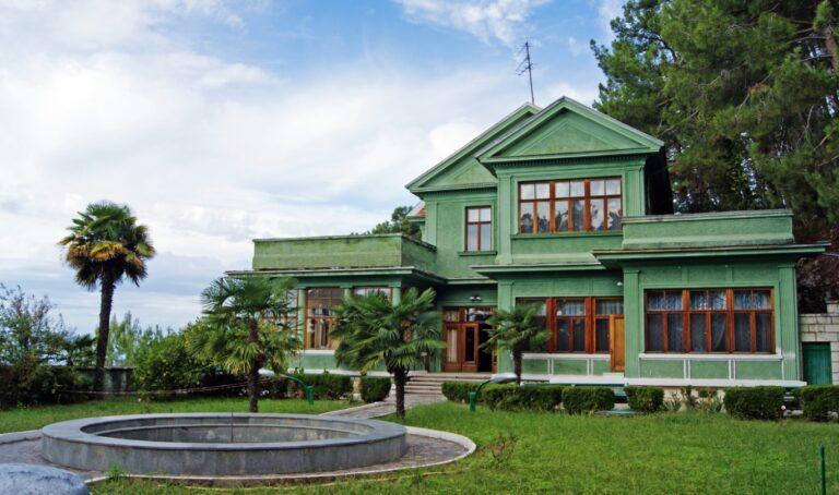 Dacha-Stalina-v-Abhazii